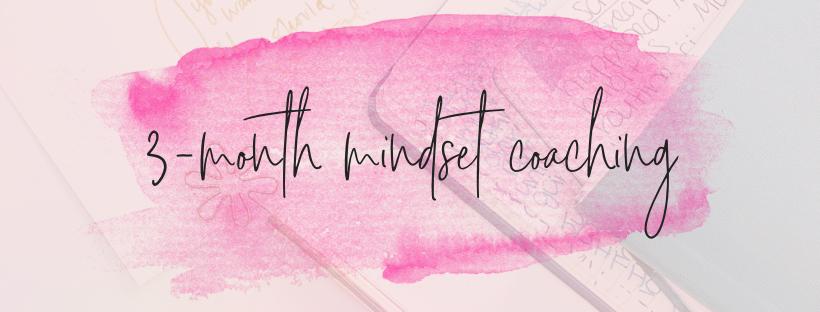 mindset coaching
