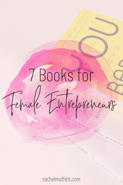 books for female entrepreneurs