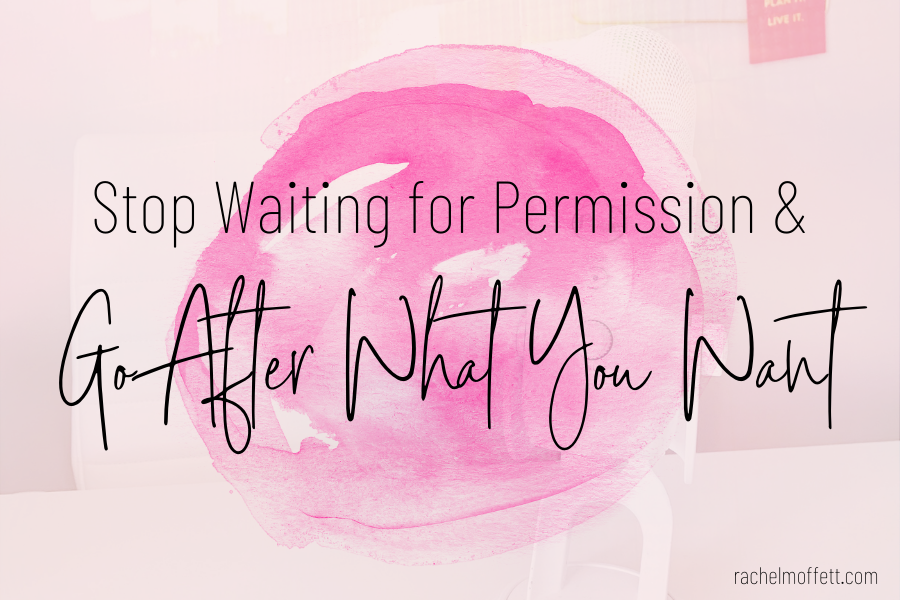 waiting for permission